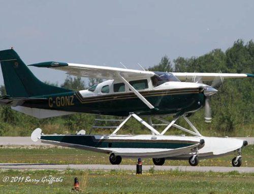 Cessna TU206 – Brazil Project